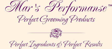 Mar's Performanse™ Perfect Grooming Products